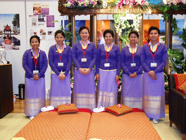 THAI-SPA Massage-Team